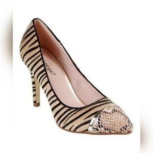 Shoes - Ladies animal print pump